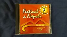 COMPILATION - FESTIVAL DI NAPOLI 2001. CD
