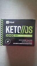 NEW Pruvit Ketones NAT/OS PERA (Pear) DULCE Charged 20 Pack Sealed