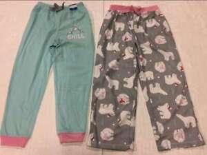 Saint Eve Boys/Girls Sleep Pant 2-pack 100% polyester Sports Themed Pajama Pants
