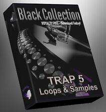 Trap Black Collection Part 5 Wav Loops Cubase Ableton Live Logic Fl Studio Mpc