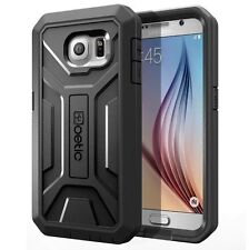 Poetic REVOLUTION Full Screen Protector Rugged Hybird Case For Samsung Galaxy S6