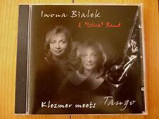 Iwona Bialek & Iskra Band - Klezmer meets Tango CD RAR!