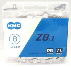 "KMC Z8.1 Rustbuster 8-Speed Bike Chain 116L 3/32"" fits 8-Speed Shimano / SRAM"