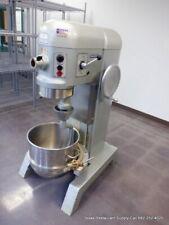 Hobart H 600t 60 Quart Dough Mixer With Bowl And Hook