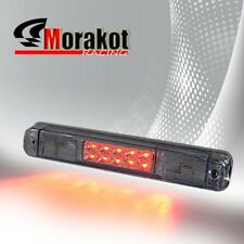 88-98 GMC Chevy C/K 1500 2500 3500 Sierra 3rd LED Brake Light Stop Lamp Smoke