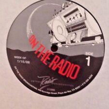 Radio Show: ON THE RADIO 4/2/88 TAYLOR DAYNE, ROXANNE, MICHAEL JACKSON, ICEHOUSE