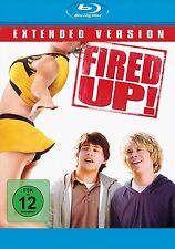 cofanetto+blu rayblr nuovo FIRED UP ! BLU-RAY COMICO-COMMEDIA