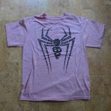 Spiderman T Shirt Youth Size Large