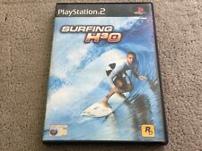 Surfing H3O PS2 PAL Preloved *Free Postage *