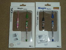 NINTENDO DS LITE DSi 3DS 4 x OFFICIAL SONIC YOSHI PEACH STYLUS PEN BRAND NEW Lot