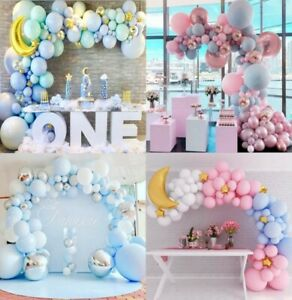 Macaron Balloon Arch Garland Kit Baby Shower Wedding Birthday Party Decor New