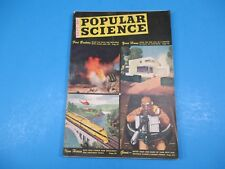 Popular Science Magazine September 1943 Fort Busters Blast Path For Invasion