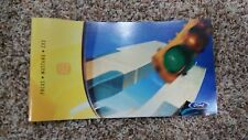 2002 Ford Mustang Focus ZX2 Brochure - World Trade Center Twin Towers 9/11