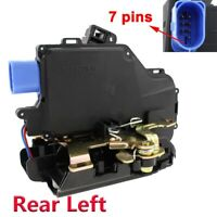 1x Rear Left Door Lock Latch Actuator Mechanism For VW Golf Mk5 Jetta Mk3 Touran