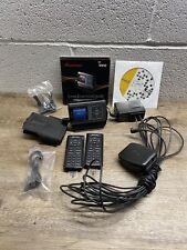Pioneer Xm2Go Gex-Inno1 Portable Satellite Radio Mp3 Metallic Silv+ Accessories