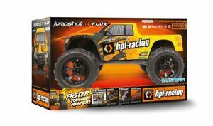 HPI Jumpshot MT Flux 1/10 Electric Monster Truck 160030