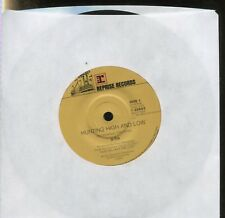 "A-HA - HUNTING HIGH AND LOW - 7"" 45 VINYL RECORD -"