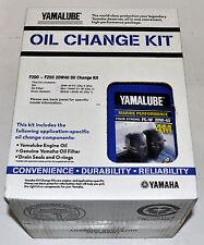 Yamalube® Outboard Oil Change Kits F200-F250 20W-40 Oil