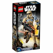 LEGO Star Wars Scarif Stormtrooper 75523 Buildable Figure Toy NIB SEALED 89PCS
