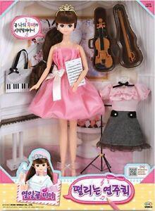 MIMIWORLD MiMi Fashion Concert Figures Toys Hobbies Barbie Doll SING-SING-GIRL