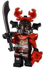 LEGO NINJAGO Warrior W/ 2 SWORD MINIFIGURE ONLY FROM SET 70503 NEW D35