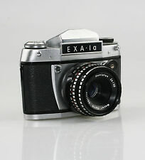 IHAGEE Exa 1a 35mm SLR Camera with Domiplan f2.8/50mm Lens - Excellent (JZ107)