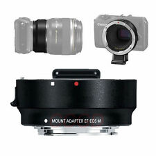 New EF-EOS M Mount Adapter Ring for Canon EF EF-S Lens to EOS-M Digital Camera