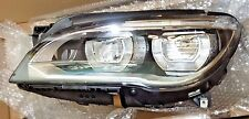 BMW F01 F02 F03 LCI 7 Series 2013-2015 LED Headlight OEM Headlamp Left Side New