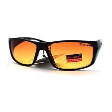 HD Vision DRIVING Lens SPORTS Fashion Sunglasses BLACK