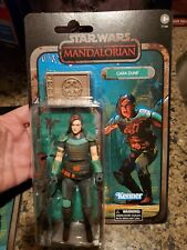 Star Wars Black Series Mandalorian CARA DUNE Credit Collection - EXCLUSIVE MOC