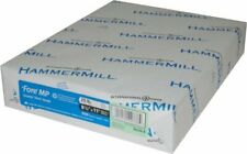 Hammermill 102178 Fore Mp Recycled Colored Paper, 20lb, 11 X 17, Gray, 500