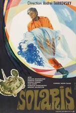 Solaris Movie POSTER 27 x 40 Donatas Banionis, Natalya Bondarchuk, Russian