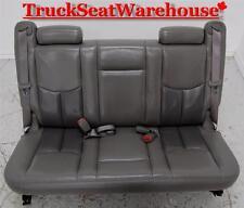 Chev Truck Yukon Denali Third Row Seat Yukon Tahoe XL 3rd Bench Suburban