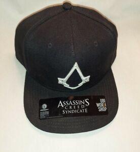 Assassins Creed Syndicate Black Snapback CAP Hat New