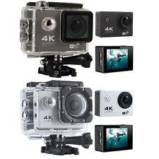"""F60B 4K 2.0"""" Ultra HD Wifi Wireless Action Camera Waterproof Sports DV Cam 170°"""
