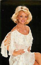 c1980s Barbara Mandrell, Country Music Singer Postcard