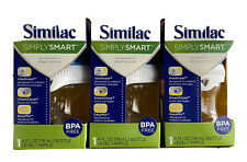 *Brand New* 3 X Similac Simply Smart 4oz Baby Bottles