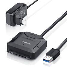 """Adattatore USB 3.0 a SATA con Funzione di Accelerazione UASP per HDD/SSD da 2,5"""""""