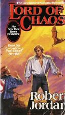 Wheel of Time: Lord of Chaos Bk. 6 by Robert Jordan 1995, Paperback 1011 pgs