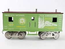 McCoy Standard Gauge TCA 20th National Convention Supply Car #1274 Seattle