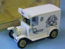 Ford Model T Van White Queen Brian May Freddie Mercury Rock Band Lledo SP-6