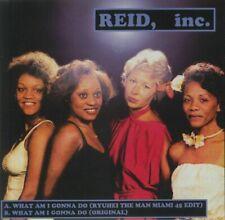 """REID INC - What Am I Gonna Do - Vinyl (7"""")"""