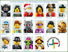 LEGO® 8833 Minifigure Series 8 YOU PICK character SAME DAY ship