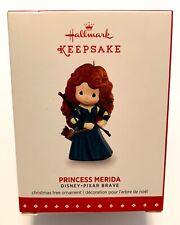 New ListingHallmark Keepsake Disney Precious Moments Princess Merida 2015 New A