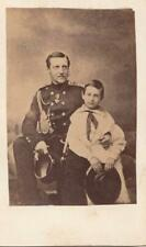 Genuine CDV Grand Duke Konstantin Russian rare antique photo Russia Romanov TSAR