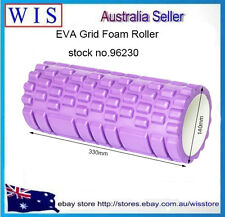 Therapy Roller EVA Foam Roller Physio Pilates Yoga Gym Exercise Fittness Trigger