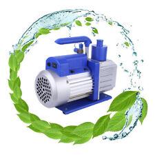 2-stufig Vakuumpumpe Labor Unterdruckpumpe Vakuum Pumpe Kompressor Pumpe 142/min