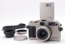 N MINT Contax G1 Rangefinder Camera w/Biogon 28mm F2.8/ TLA140 From Japan #Z301