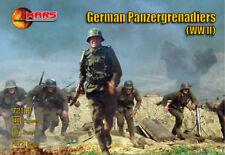 Mars 1/72 German Panzergrenadiers (WWII) # 72108