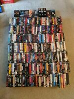 Lot Of Random 10 VHS Tapes - Various Genres